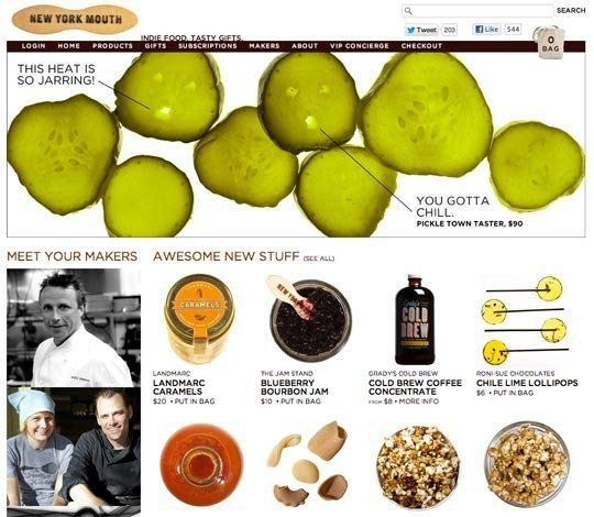 Where To Buy Artisanal and Specialty Foods Online: 9 Great Marketplaces  While it's great to buy specialty products in-person from the maker, sometimes it's just not possible. (We don't all live near a food or farmer's market.) So to appreciate the full scale and variety of today's artisanal offerings, you have to go online. These nine marketplaces have you covered: