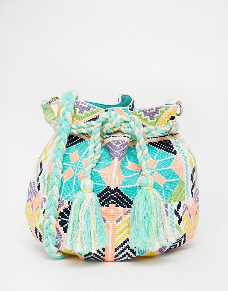Star+Mela+Selma+Pastel+Embroidered+Across+Body+Bag