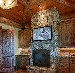 63 best fireplace images on Pinterest | Fireplace ideas, Stone ...