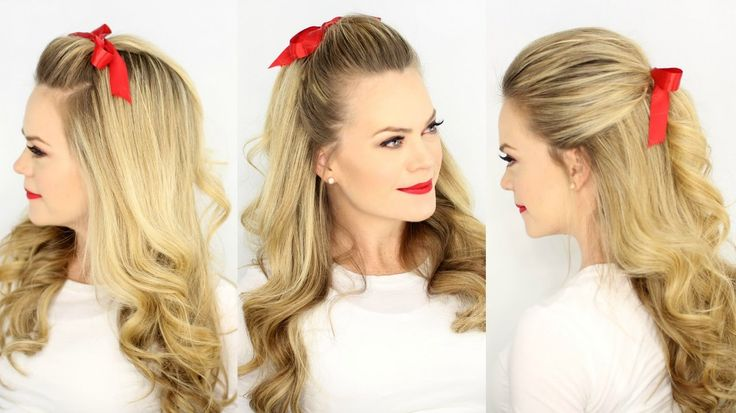 17 Best Ideas About Wedding Hairstyles On Pinterest: 17 Best Ideas About Half Updo Hairstyles On Pinterest