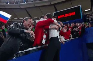 Scott Moir and his brothers. Best moments from the ...