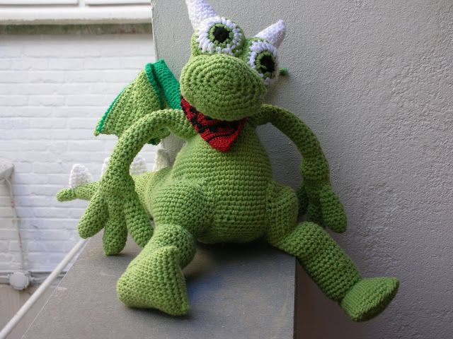 Chinese Dragon Amigurumi Pattern : Best images about amigurumi dragon on pinterest free