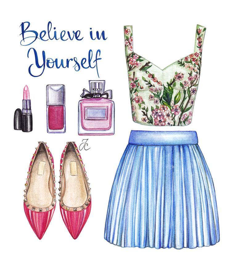 Believe in Yourself   Doll Memories