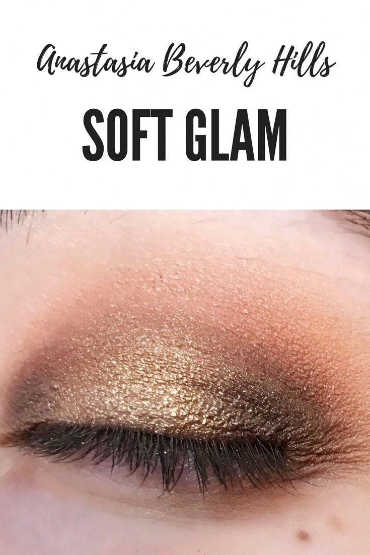 Anastasia Beverly Hills, ABH, Soft Glam Palette, Looks