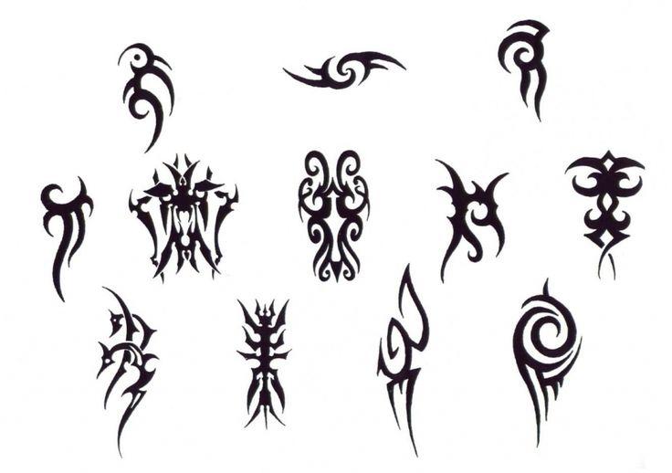 Small Tribal Tattoos For Men Small Tribal Tattoos For Men Tattoo Body