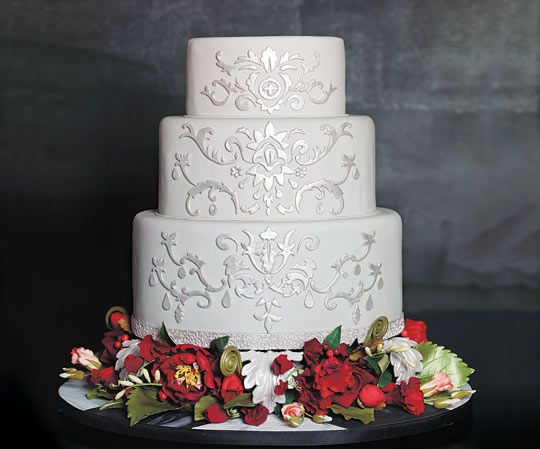 New York Wedding Guide - Meet Your Match - Wedding Cakes and Bouquets -- New York Magazine