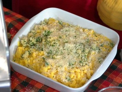 Wolfgang Puck's Baked Macaroni and Cheese with Turkey Leftovers