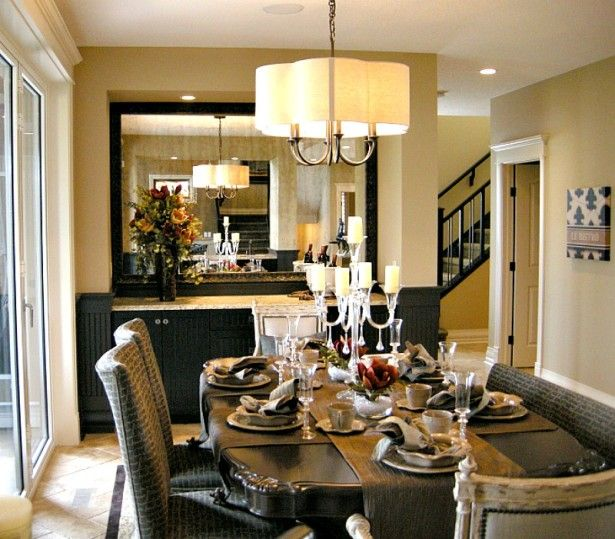34 Best Dining Room Mirrors Images On Pinterest  Dinner Parties Simple Mirror In The Dining Room Review