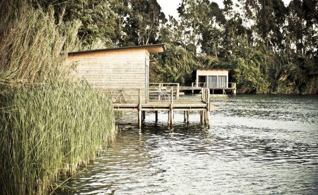 Il lago | Ecoparco del Mediterraneo
