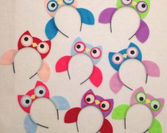 Penguin diadema cumpleaños partido favores por Partyears en Etsy