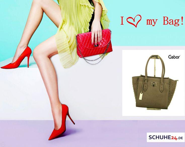 TASCHEN SALE%  I LOVE MY BAG!  https://www.schuhe24.de/taschen/gabor-tasche-taschen-grau-vita-handtasche-grau     SCHUHE24.de  #shoes #fashion #mode #style #newsletter #womanfashion #menfashion #kidsfashion #blogger #schuhe24 #news #online #shop  www.schuhe24.de/newsletter
