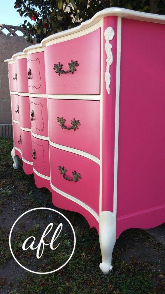 142 best Dressers images on Pinterest | Furniture makeover, Retro ...