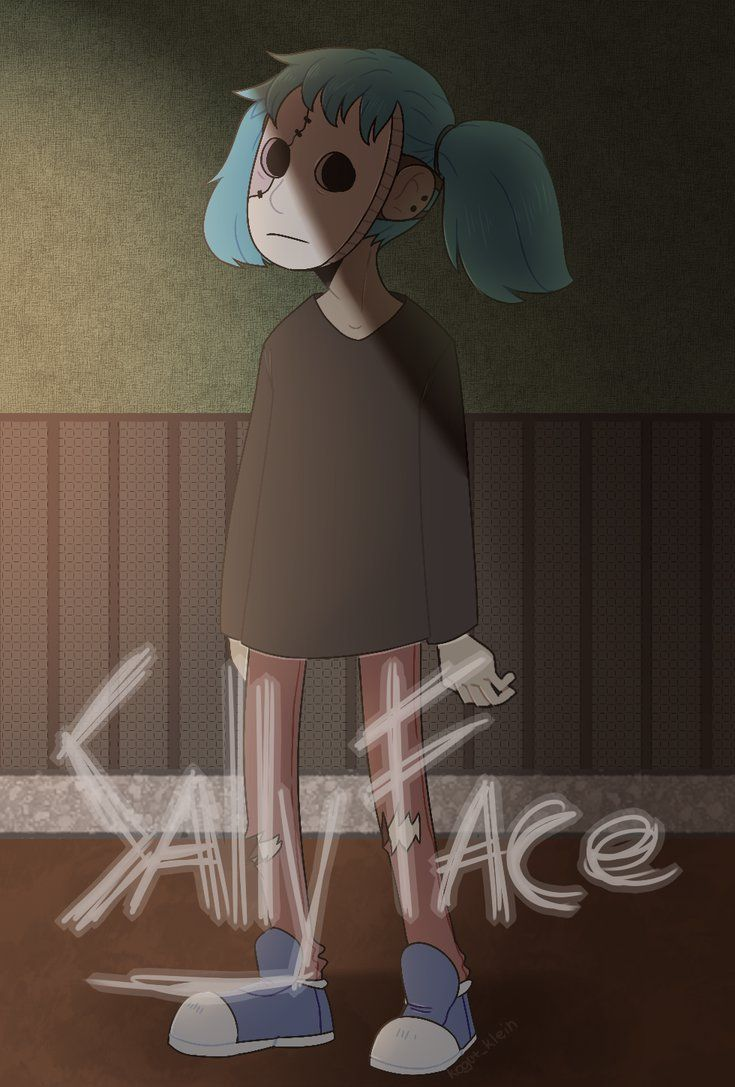 Sally Face by 1Kogut1.deviantart.com on @DeviantArt