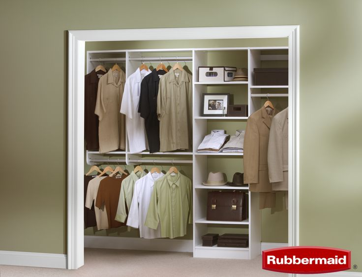 Rubbermaid Closet System. Superior Corp Of IL Is An Authorized Rubbermaid  Closet Dealer. Check