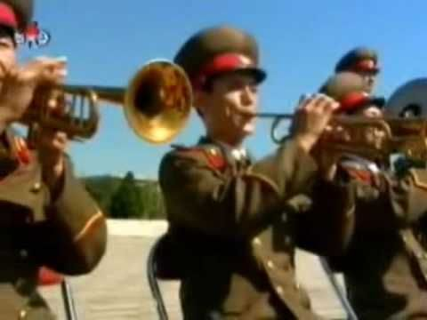 "Band of the Korean People's Army - ""The Victory Parade"" / 승리의 열병식"