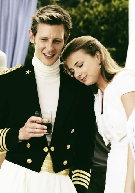 Revenge - Nolan & Emily (Nolan is Emily's peace... When she is with him, he brings the best of her.)