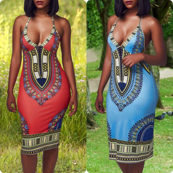 Beautiful African Traditional Dress