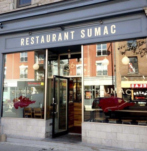 Restaurant Sumac Montreal Middle Eastern Restaurant Located in St-Henri, Kid-Friendly, Fresh & Affordabl