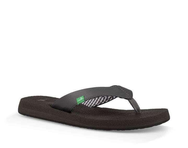 ccfca87972 Sanuk Yoga Mat Tonal Sandals for Women in Grey 1018819-GREY