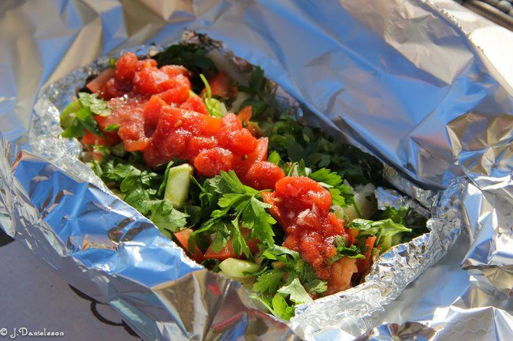 Somrigt Fiskpaket #somrigtfiskpaket #fiskpaket #grilladfisk #bbqfish #grillat #grillad #slankosund