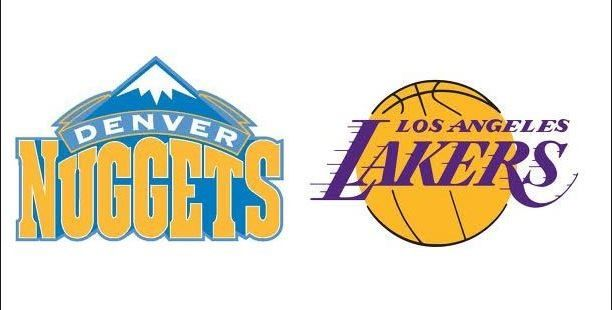 Denver Nuggets Vs Los Angeles Lakers Denver Nuggets Los Angeles Lakers Lakers