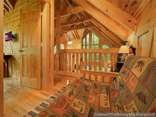 """Mountain Blessing""  What a beautiful name for such a beautiful place!  4-BR Gatlinburg chalet rental ""Mountain Blessing"""