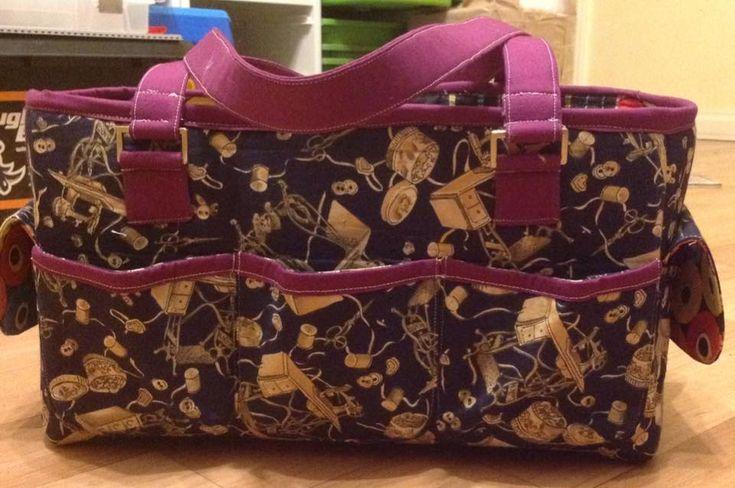 44 besten Oslo Craft Bag Bilder auf Pinterest | Taschen nähen ...
