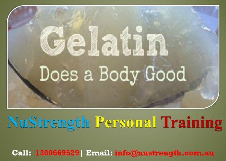 Australia Gelatin - Fitness and Nutrition Coaching by nustrength.deviantart.com on @DeviantArt