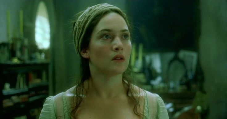 "2000 Kate Winslet as Madeleine 'Maddy' LeClerc in ""Quills"""