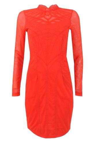 Sukienka Vila Iseline Dress