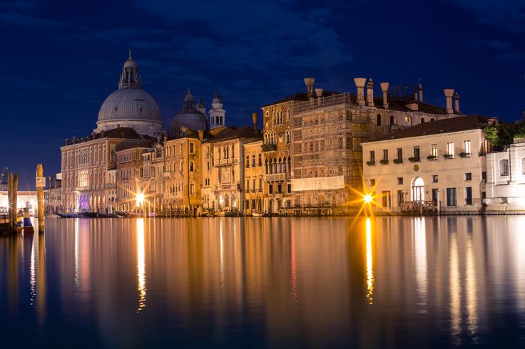 Venice beautiful city town morning water trip amazing happy night walk lights building