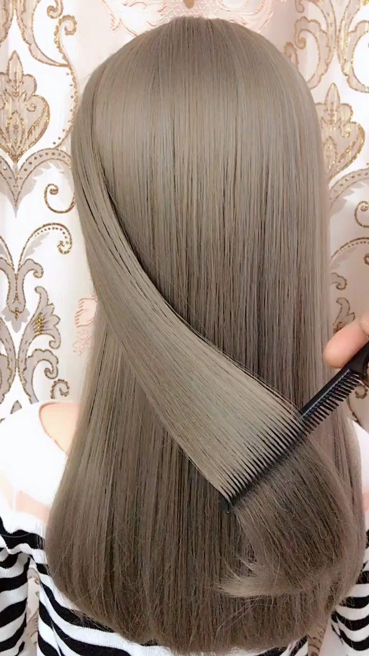 Hairstyles Videos For Medium Length Hair Everyday Easy Hairstyle Video Easy Braids Hair Styles