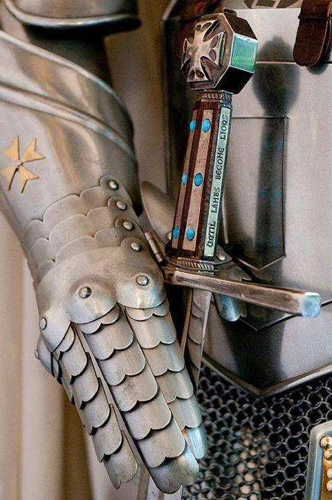 Templar Armor Knight