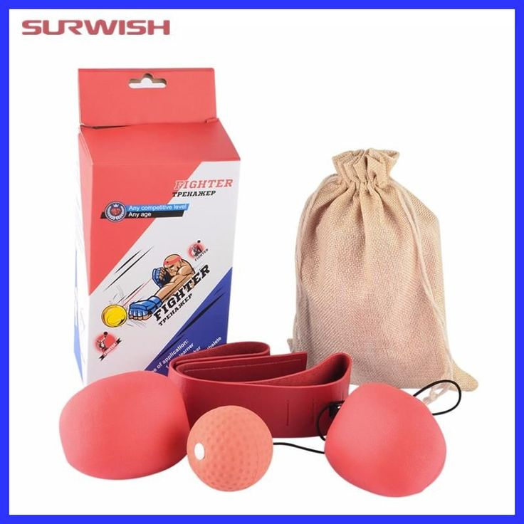 New Boxing Punching Training Speed Ball Tennis Punch Training Fitness Sports Practical Speed Balls Fitness Equipment Fast Gym
