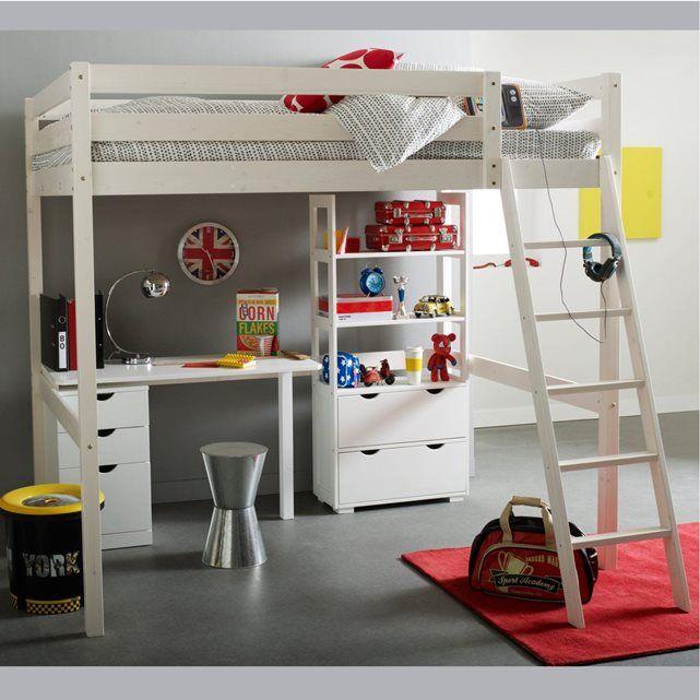 latest echelle droite pour lit mezzanine ideas about echelle mezzanine on with lit surlev la redoute. Black Bedroom Furniture Sets. Home Design Ideas