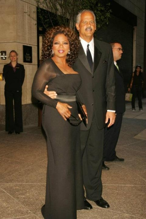 Oprah Winfrey & Stedman Graham A beautiful couple