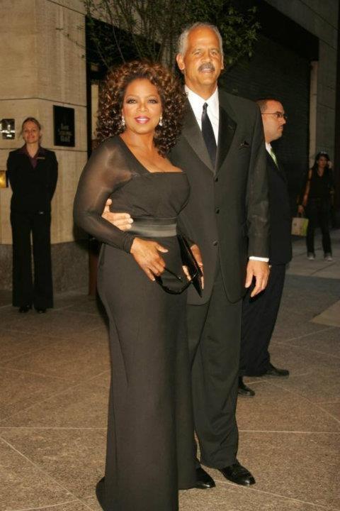 Oprah Winfrey & Stedman Graham A beautiful couple