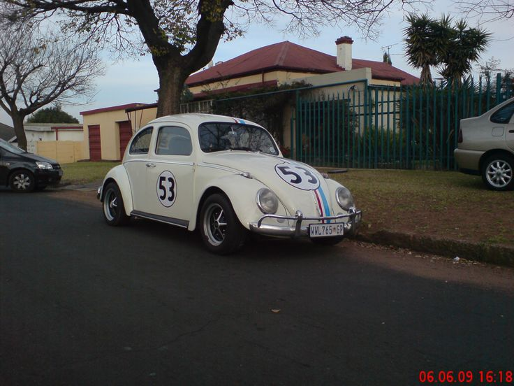 First Pic of Herbie RSA