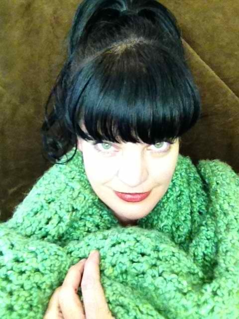 Absolutely one of the most beautiful pictures of Pauley Perrette from her twitter page.
