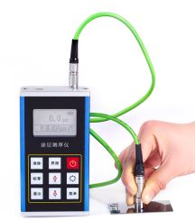 Chongqing Portable Leeb232 Coating Thickness Gauge  Thickness Tester Magnetic induction Eddy current