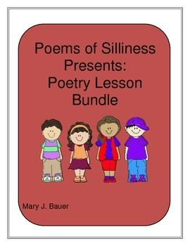 This 37 page ebook is a bundle of three previously released products at a reduced price.  Using Parts of Speech to Build Poetry begins on page 3. Using Rhyme to Write Poetry begins on page 13. Using Syllables to Write Poetry begins on page 26.  Rubric included.$