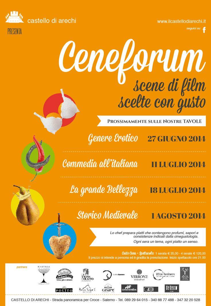 Ceneforum - Il Castello Arechi
