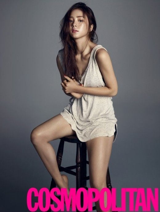 Shin Se Kyung para Cosmopolitan + Revela sus tips de fitness - Soompi Spanish