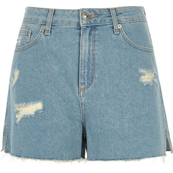 The 25  best Ripped jean shorts ideas on Pinterest | Summer romper ...