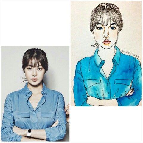 Kang sora, Misaeng 강소라 안영이 미생