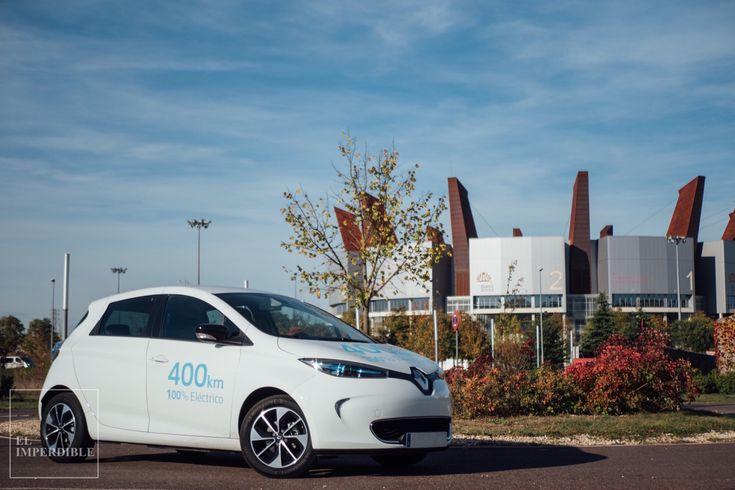 La experiencia de tener un coche eléctrico Renault ZOE