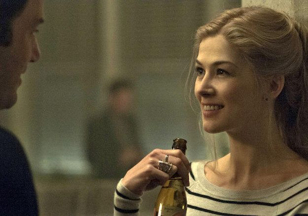 27. Amy Dunne (Rosamund Pike), Gone Girl | 32 Characters We Loved In Film And TV In 2014