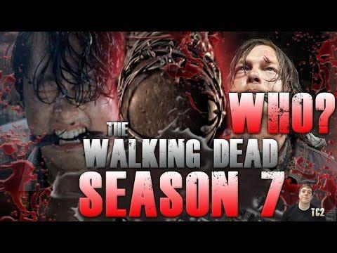 The Walking Dead Season 7 Premiere - Video Predictions!
