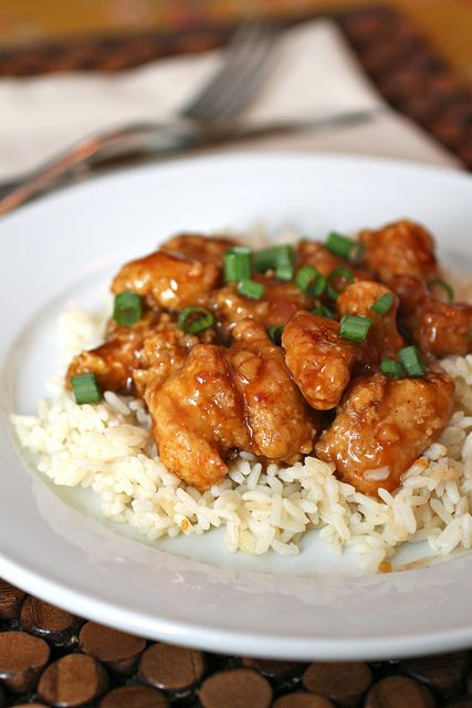 Orange Chicken /Sauces Recipe, Takeout Fakeout, Healthy Cooking Recipes, Food, Orange Sauces, Take Out Fake Out, Orange Chicken Recipes, Healthy Orange Chicken, Orange Chicken