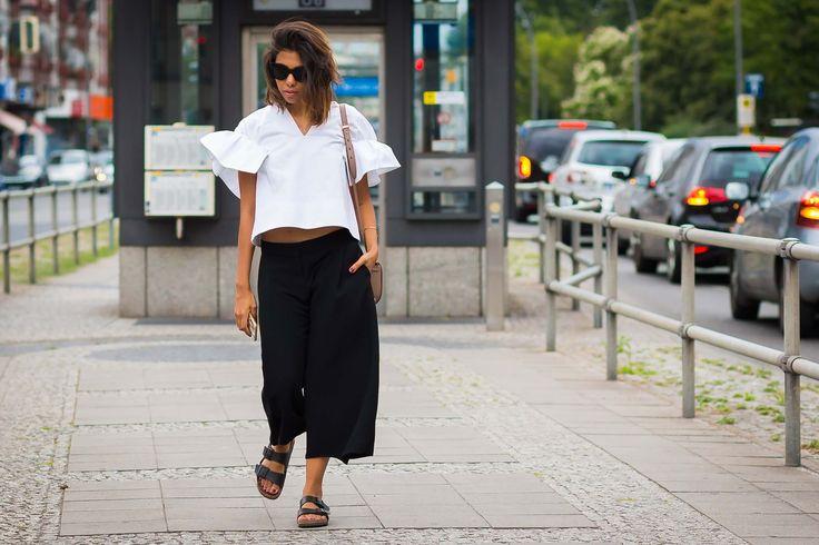 The Best Street Style from Berlin Fashion Week July '16